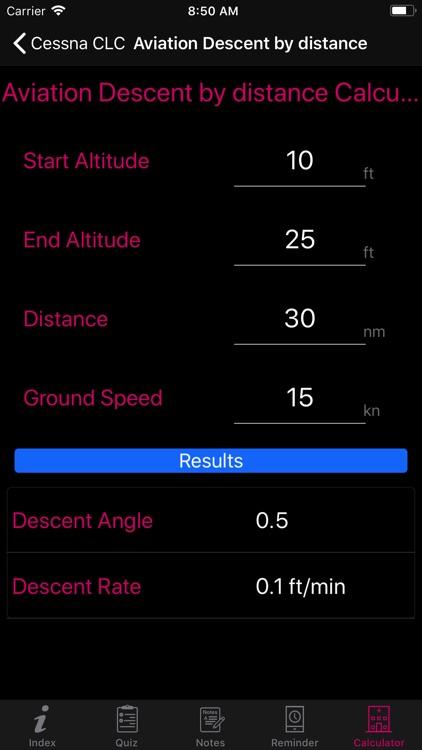 Cessna 206 Preflight Checklist screenshot-6