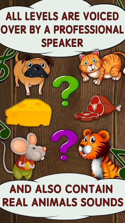 ABC animal games for kids screenshot-3