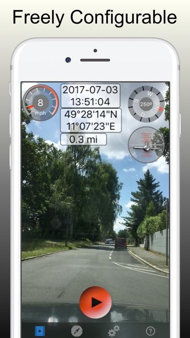 Action Cam Pro - Blend speed Screenshots