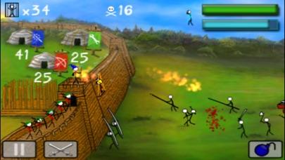 Stickwars review screenshots