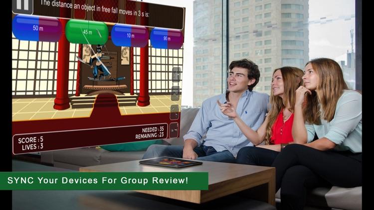 MCAT 2019 Review Game screenshot-4
