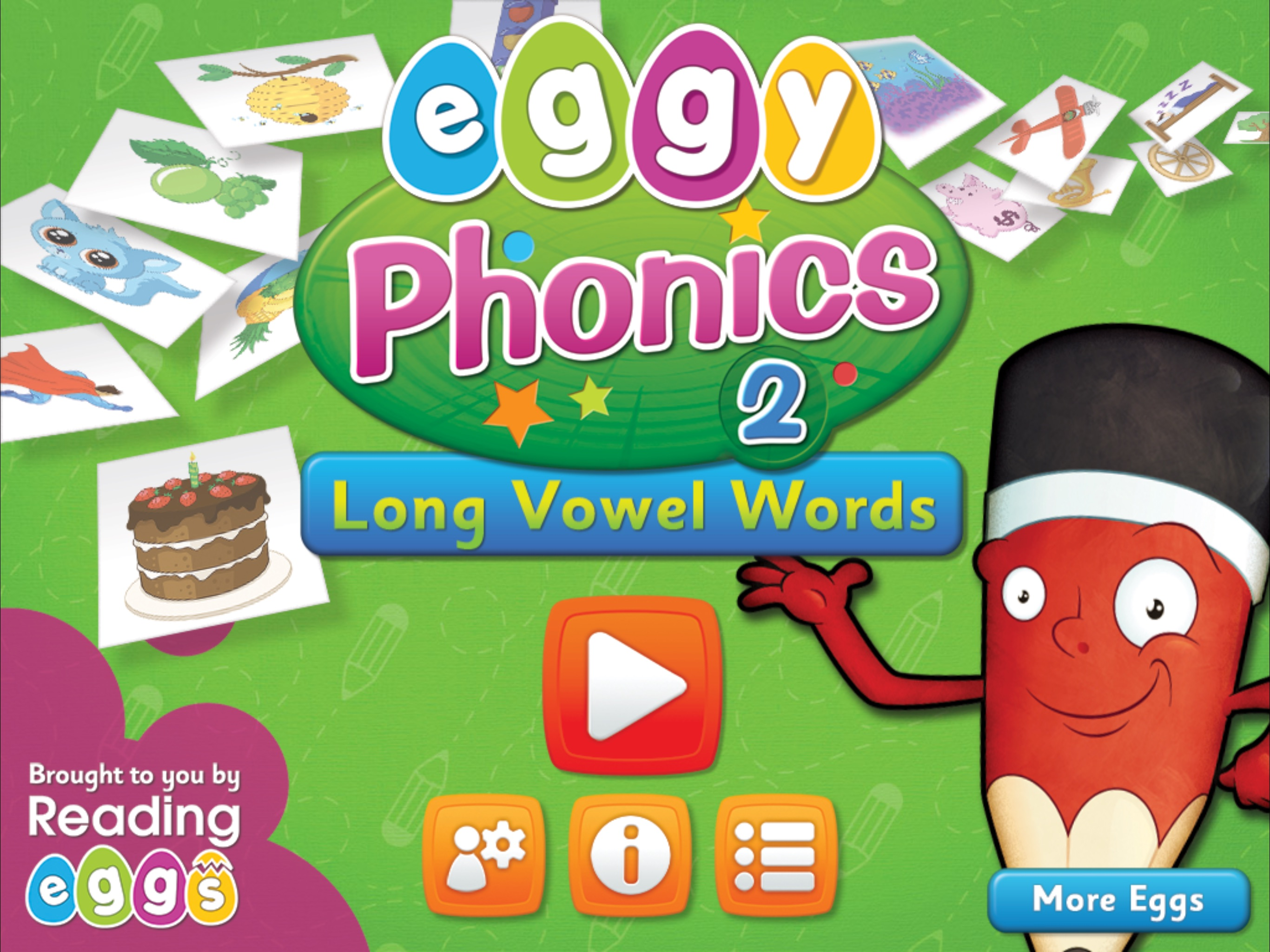 Eggy Phonics 2 Screenshot