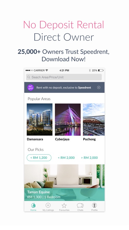 Speedrent - Property Rental