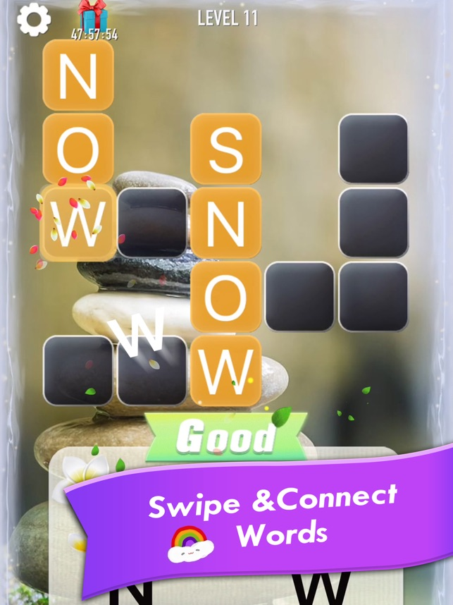 Word Crossy A crossword game