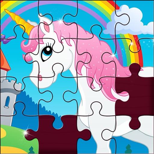 Super Cartoon Jigsaw Puzzles