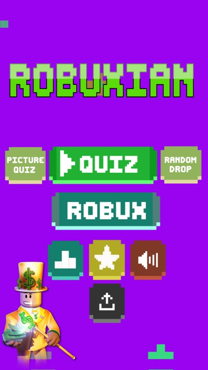 Robuxian for Roblox