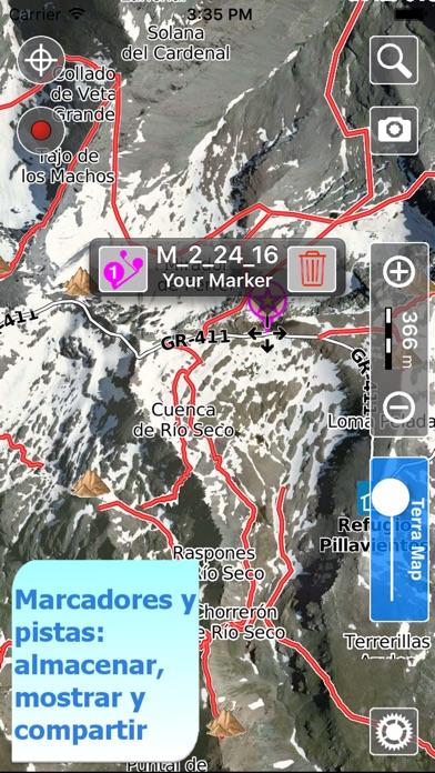 download Terra Map Pro GPS Topo mapas apps 2