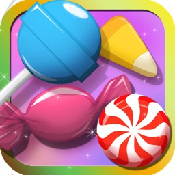 Sweet Candy Store Sugar Rush - Free Matching Game for Kids and Adults