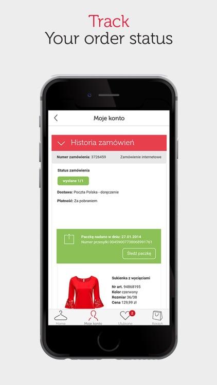 bonprix - shop style & fashion screenshot-4