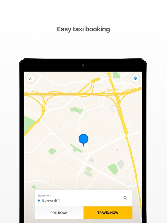 iPad Image of FixuTaxi