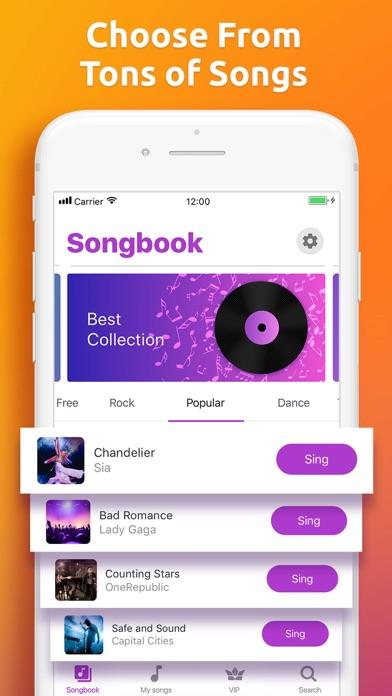 Karaoke Face - Sing Songs for Windows