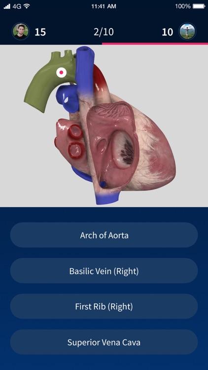 Quiz Anatomy screenshot-0