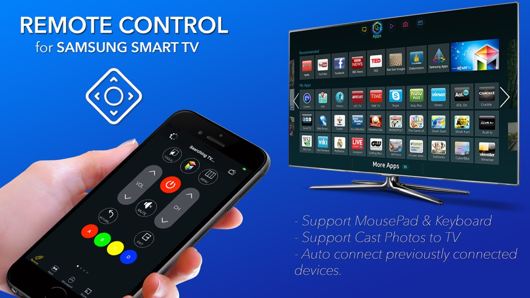 Remote Control for TV Samsung - Online Game Hack and Cheat | Gehack com