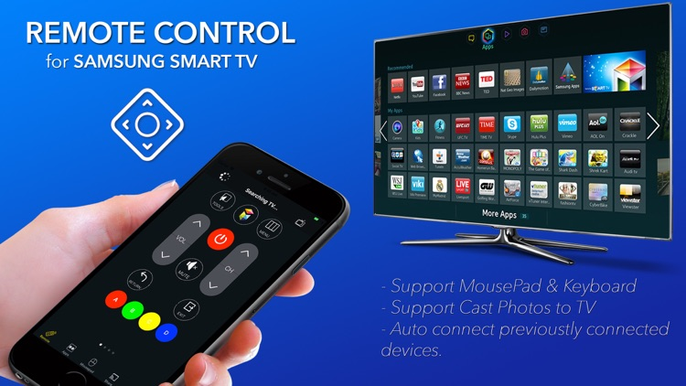 Remote Control for TV Samsung by LB Mobile Apps