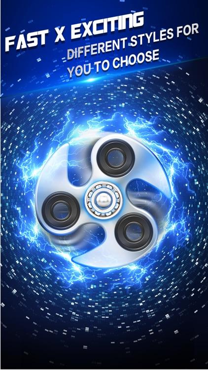 Fidget Spinner - Stress Relief