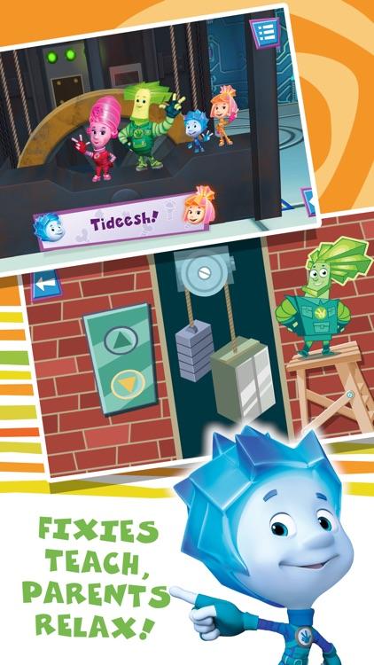 Kids Corner: Interactive Toons