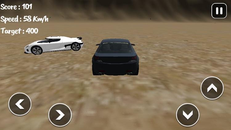 Burnout Drift Rally