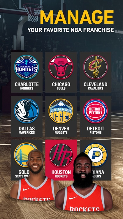NBA General Manager 2018 screenshot-1