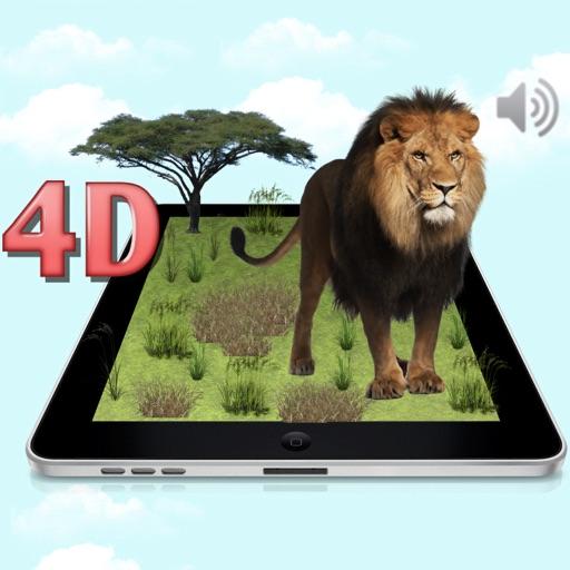 Animal Life 4D iOS App