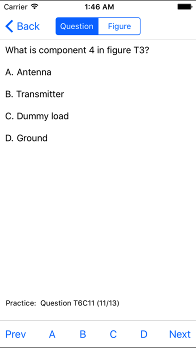 Ham Test Prep review screenshots