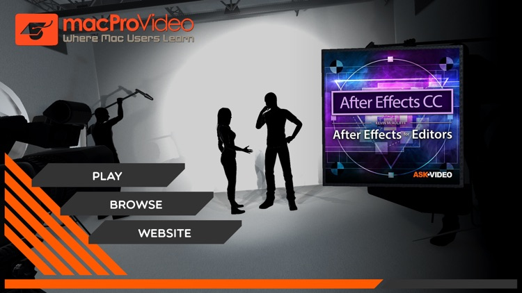 Course for After Effects CC screenshot-0