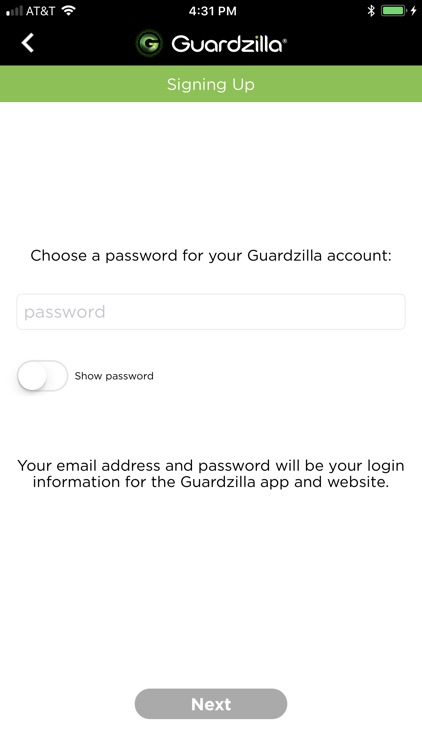 Guardzilla screenshot-4
