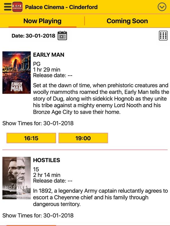 Palace Cinema Cinderford App Price Drops