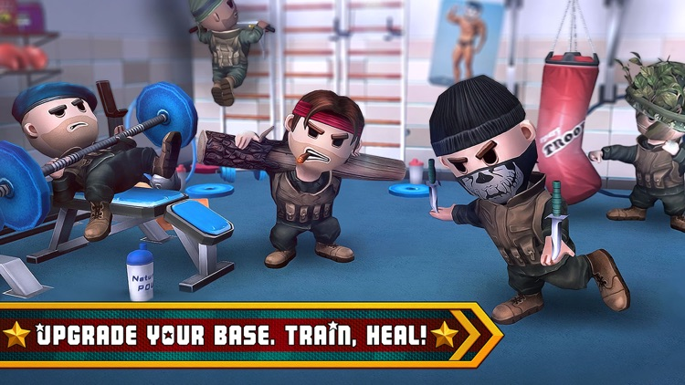 Pocket Troops: The Expendables screenshot-6