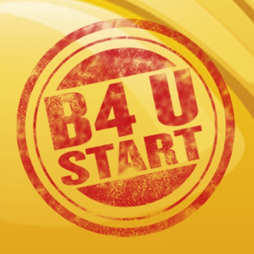 B4 U Start - JSA Checklist