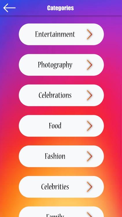 HashTags For iGram screenshot-3