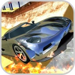 Ultimate Mega Ramp: Car Drivin