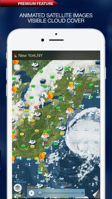 Weather Alert Map USA på PC