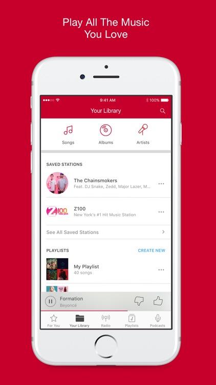 iHeartRadio – Music & Radio screenshot-3