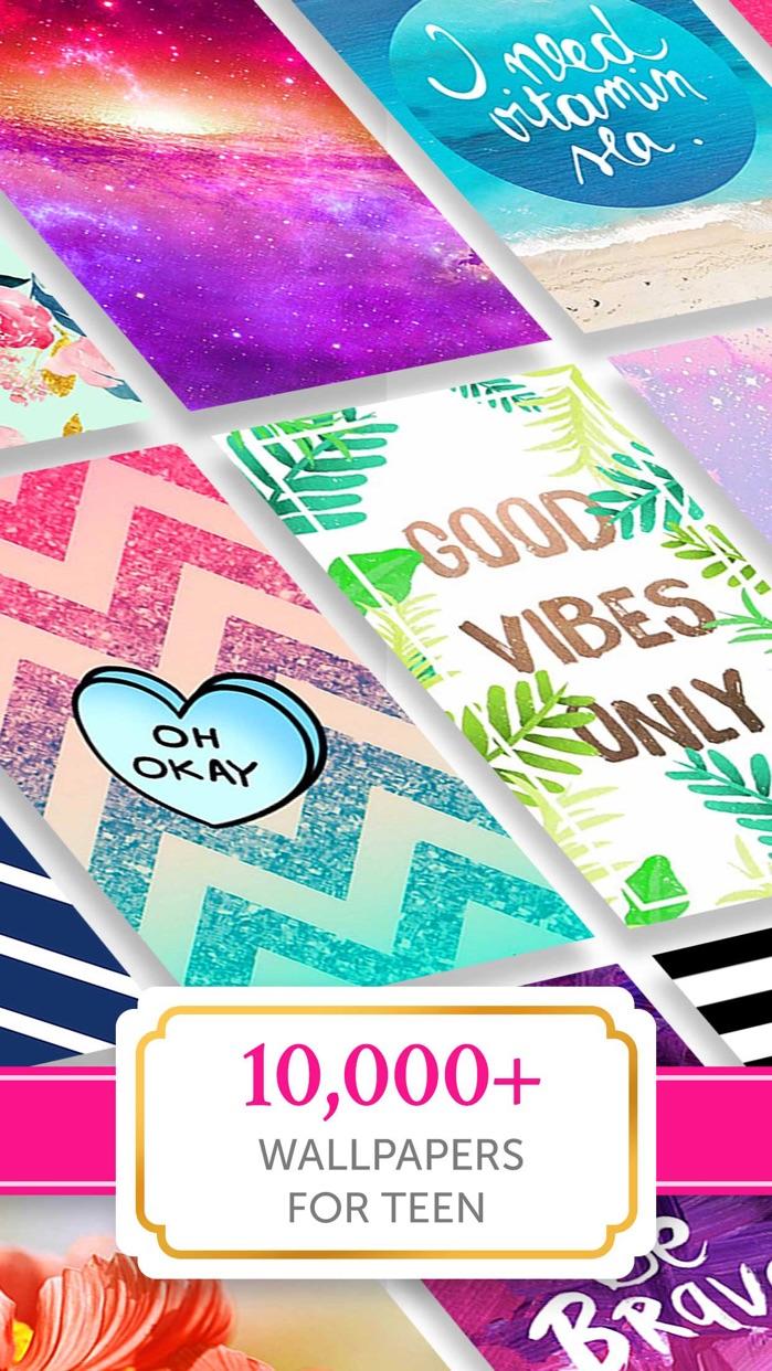 Girly Wallpapers & Backgrounds Screenshot