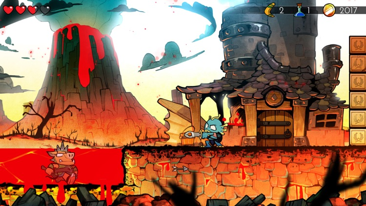 Wonder Boy: The Dragon's Trap screenshot-4
