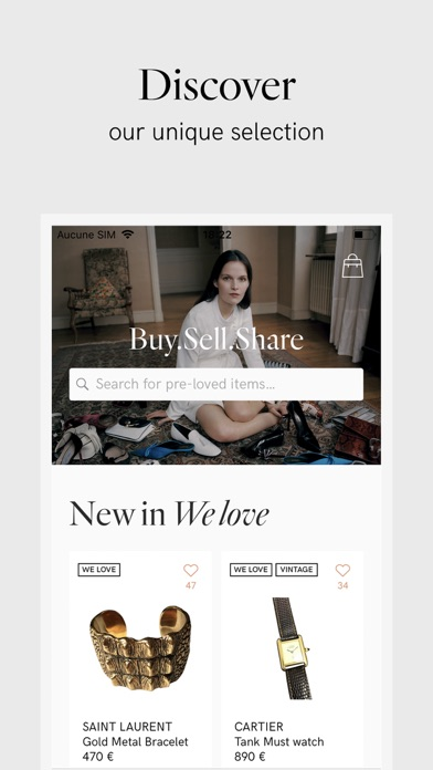 Download Vestiaire Collective for Pc