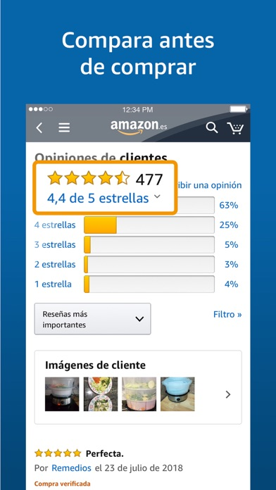 download Amazon Móvil apps 1