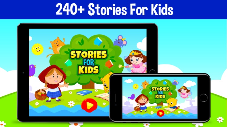 Learn To Read Stories For Kids screenshot-0