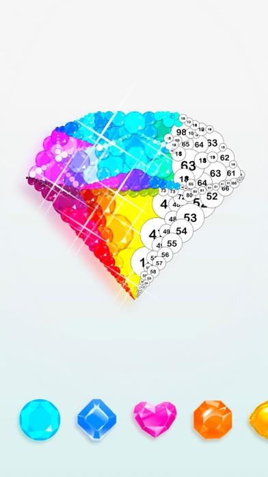 Diamond Art – Colors by Number Screenshot