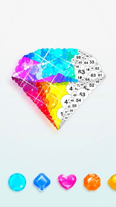 Diamond Art – Colors by Number screenshot 2