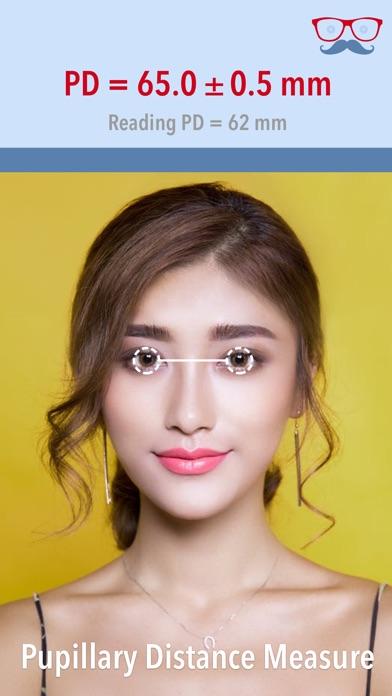 Pupillary Distance Measure screenshot 1