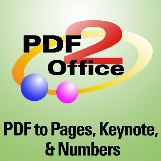 PDF2Office OCR for iWork