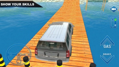 Impossible Car Parking Tracks screenshot 2