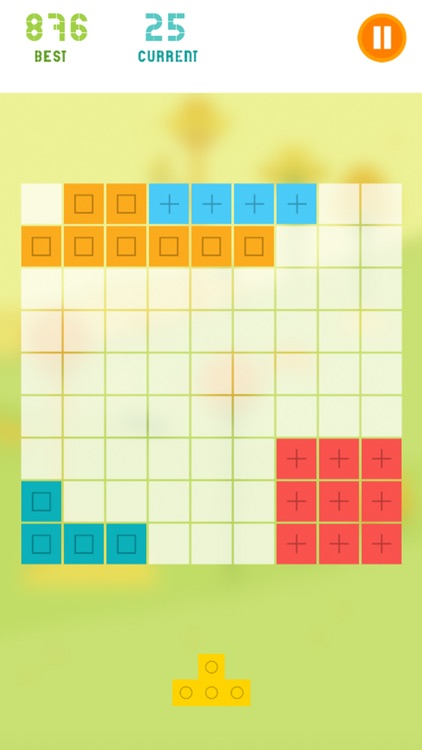 Infinite Block Puzzle Game screenshot-3