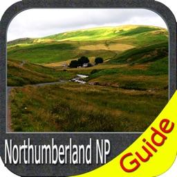 Northumberland National Park - GPS Map Navigator