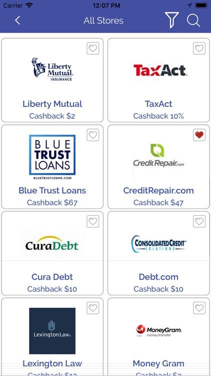 CashbackUniverse screenshot-3