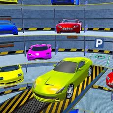 Activities of Multi Storey Car Parking Game