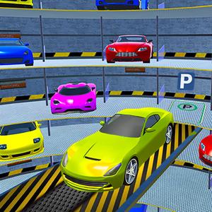 Multi Storey Car Parking Game app