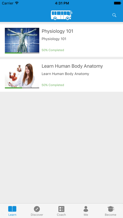 Learn Physiology &Body Anatomy