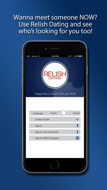 Relish Dating